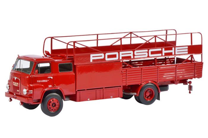 Schuco 1//18 Goggomobil 450008200 Red White